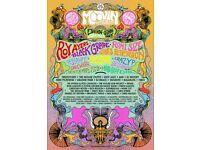 Moovin Festival Weekend tickets x 2
