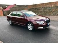 2011 Skoda Superb 1.6 TDI GreenLine CR Elegance 5dr