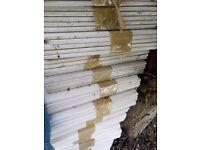 Cream ceramic wall tiles X 90 equivalent to 15m2
