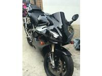 Yamaha r1 collectible low mileage