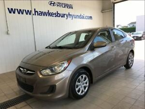 2012 Hyundai Accent GL*** good on gas ***