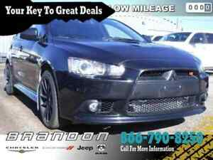 2013 Mitsubishi Lancer Ralliart - Low Mileage