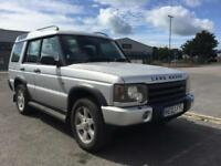 Land Rover Discovery ES TDI