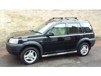 2003 Land Rover Freelander, 2.0 Diesel, ES Premium, Automatic, 5 door