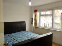 Big Double room for rent in South Ruislip to share in VEG IndianFamily Home