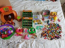Moshi Monsters Bundle - Playsets & figures