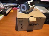 Sanyo CCTV IP Camera