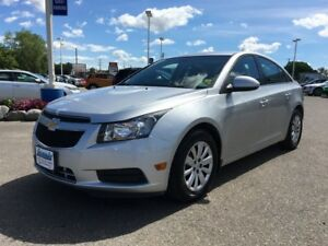 2011 Chevrolet Cruze LT w/1LT Turbo