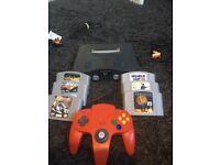 Nintendo 64 bundle n64