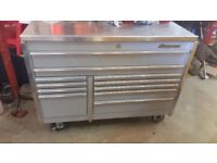 Snap on 54 inch tool box