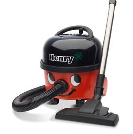 IMMACULATE HENRY VACUUM CLEANER INC ATTACHMENT KIT & EXTENDER PIPE JUST £65.00