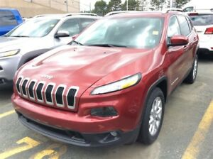 2017 Jeep Cherokee NORTH/4CYL/HTD SEATS/8.4 SCREEN/BACK UP CAM