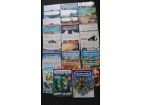 Nintendo magazines 2010