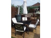 JOHN LEWIS LARGE GARDEN SUITE CAN DELIVER COST 700