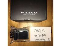 **HASSELBLAD X1D SEALED** Serviced and Firmware updated from Hasselblad
