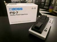 Boss FS-7 Dual Footswitch