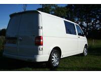 VW transporter T5 camper
