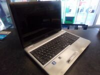 Toshiba Satellite L500, Windows 7, 2 GB Memory