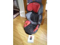 MAXI COSI RODI XP CHILDS Car Seat. 3.5 to 12 years. Used. Good Condition.