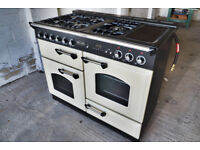 Rangemaster Classic 110 free standing cooker for sale