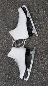 Figure Skates CCM Size 8