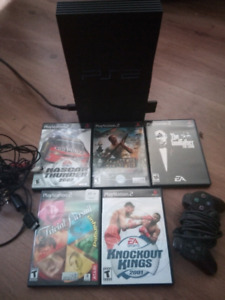PS2 Bundle with games
