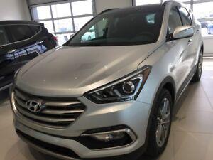 2017 Hyundai Santa Fe Sport AWD 4dr 2.0T SE