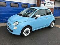 2014 14 FIAT 500 1.2 COLOUR THERAPY 3DR
