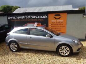 VAUXHALL ASTRA 1.6 SXI, Silver, Manual, Petrol, 2009