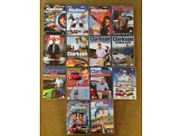 Clarkson and top gear + Philips DVD player
