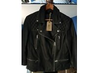 All saints biker jacket