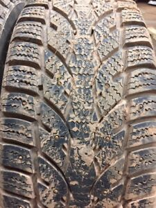 205/55R16 studded winter tires