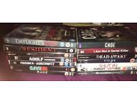 14 dvds