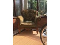 Upholstered Chairs **PAIR**