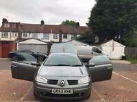 2004 Renault Megane 1.9 dCi Dynamique 2dr Manual 1.9L @07445775115@