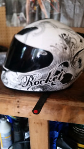 Joe rocket  Women's motorcycle helmet size s