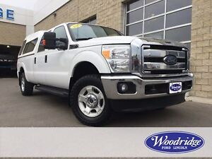 2015 Ford F-250 XLT 6.2L V8, NO ACCIDENTS, REMOTE START