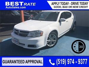 DODGE AVENGER SXT - APPROVED IN 30 MINUTES! - ANY CREDIT LOANS