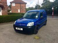 2005 Citroen Berlingo 1.9d. 12 months mot. Work/panel van