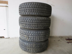 Uniroyal Tiger Paw tires for sale