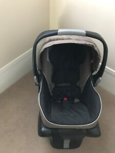 Priced to go Britax B- safe car seat with base