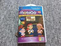 MobiGo Jake Neverland Pirates Game