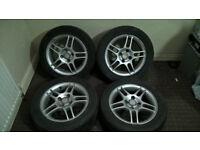 Vauxhall Corsa alloys wheels 14 inch