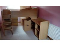 Cabin bed from next - good condition