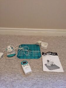 Angel care baby movement audio monitor