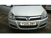 VAUXHALL ASTRA 2005 IMMACULATE CONDTION GENUINE 18,425 MILES £1995