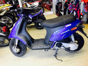 2005 PIAGGO TYPHOON 50 SCOOTER