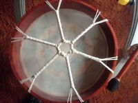 16 inch drum with beater
