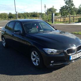 BMW 320d 2012 (F30) Efficient Dynamics FBMWSH transferrable 8 month warranty excellent condition