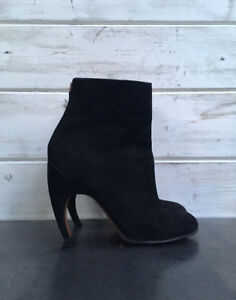 Givenchy Suede Luna Ankle Boot